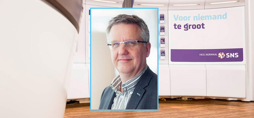 Ronald Pieters - Directeur Retail & Advies SNS