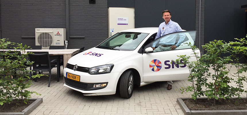 Dirk Peters - Franchisenemer SNS Franchise